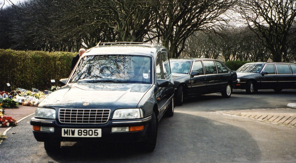 Traditional hearses, horse-drawn hearses, limousine hire.