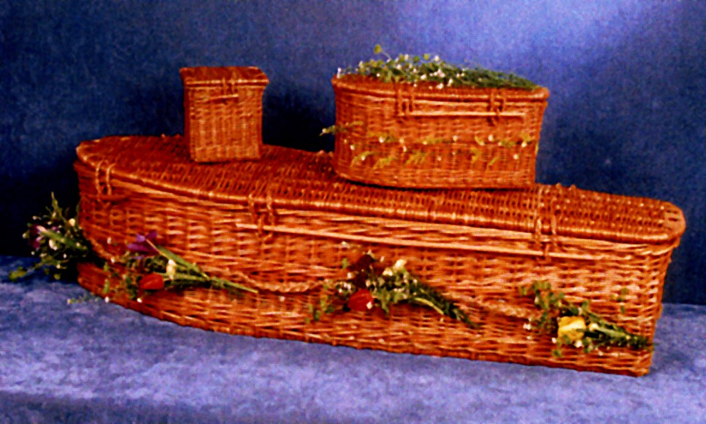 Coffins for an environmentally friendly funeral Coffins for an environmentally friendly funeral